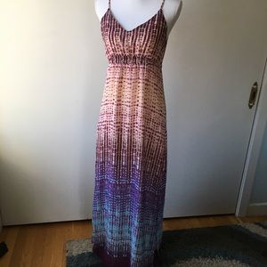 Women's dress size X Small maxi Charlie Jade long